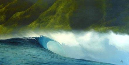 ashton howard thundering surf
