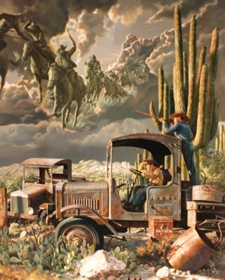 bob byerley heores and villains
