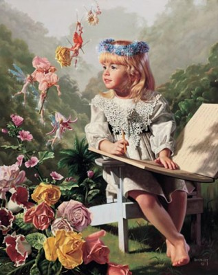 bob byerley naming of the flowers