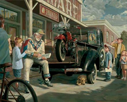 bob byerley the daredevil