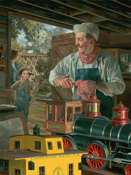 bob byerley walts magical barn