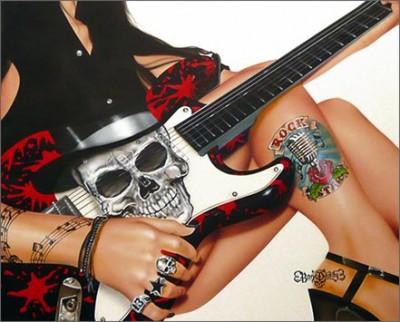 bonedaddy rock star