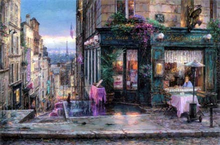 cao yong parisian dream