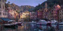 cao yong dawn in portofino