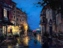 cao yong lovers under the rain