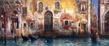 cao yong morning in venice