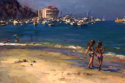 cao yong summer in catalina