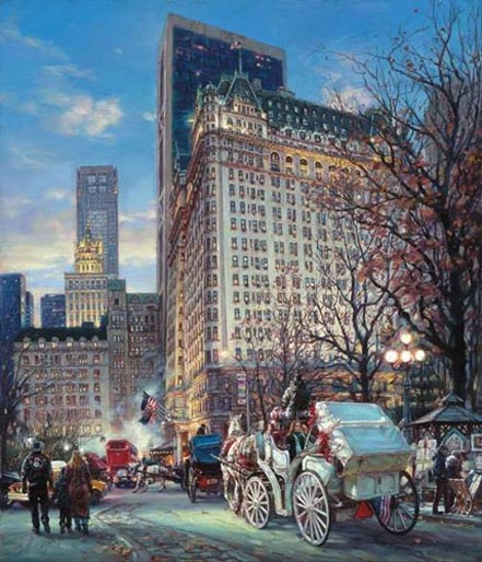 cao yong the heartbeat of new york