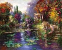 cao yong garden pond