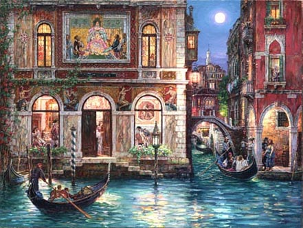 cao yong memories of venice