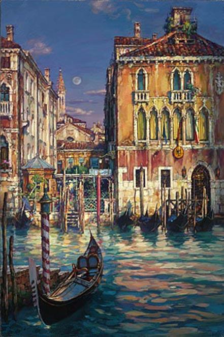 cao yong venetian sunset