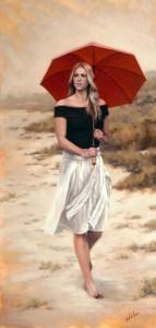 daniel del orfano she walks in beauty
