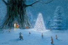 peter ellenshaw winnie-th-pooh and the magic tree