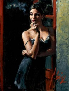 Fabian Perez at The Door