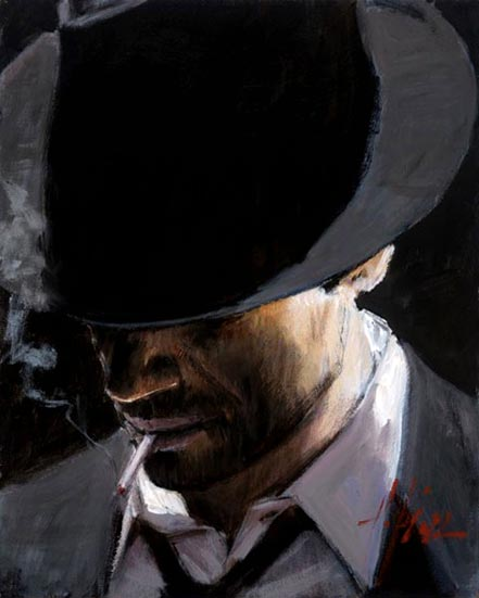 fabian perez black hat