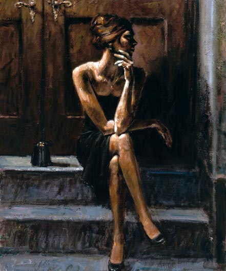 fabian perez black purse