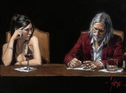 fabian perez fabian and monica ii