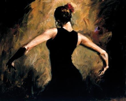 fabian perez flamenco iii