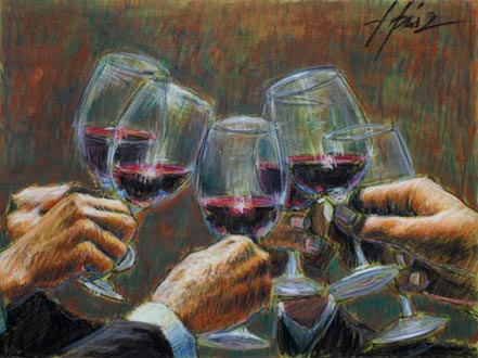 fabian perez for a better life study in pastel