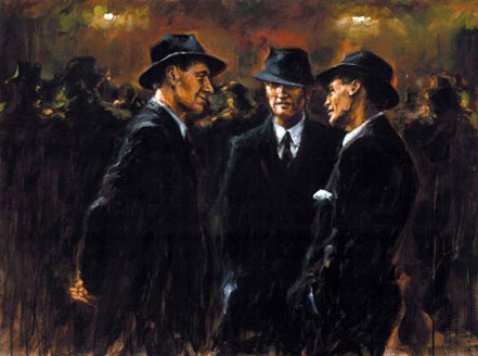 fabian perez gathering at las brujas