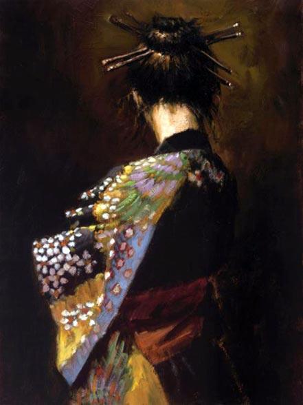 fabian perez geisha