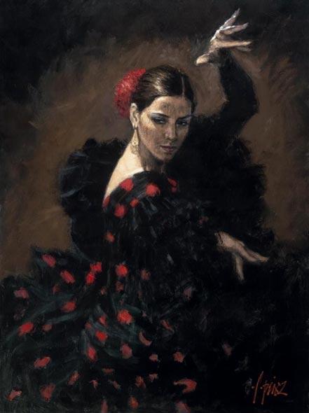 fabian perez pasion flamenca