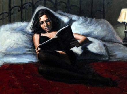 fabian perez princess diaries ii
