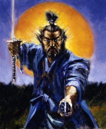 fabian perez samurai