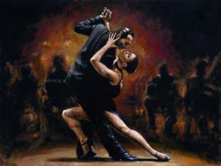 fabian perez tango ii
