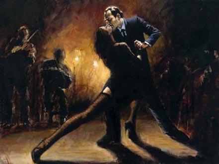 fabian perez tango iii