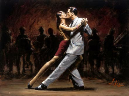 fabian perez tango in paris ii