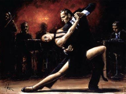 fabian perez tango iv