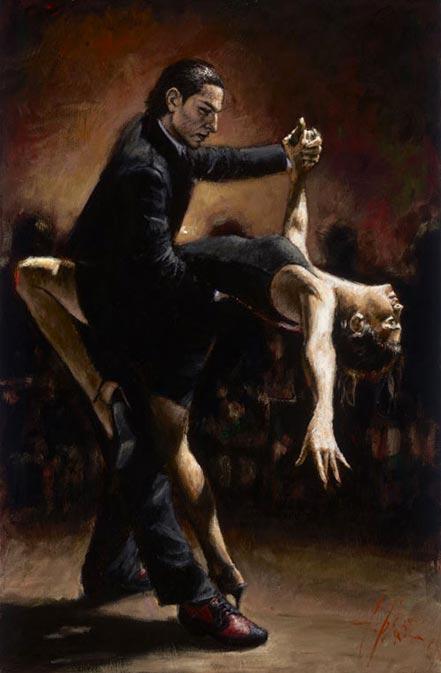 fabian perez tango vii