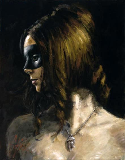 fabian perez the cortesana of venice
