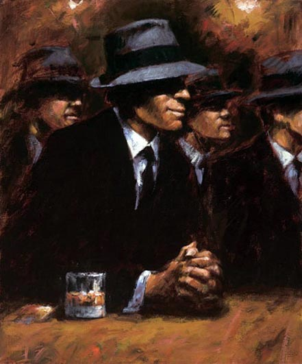 fabian perez the gathering