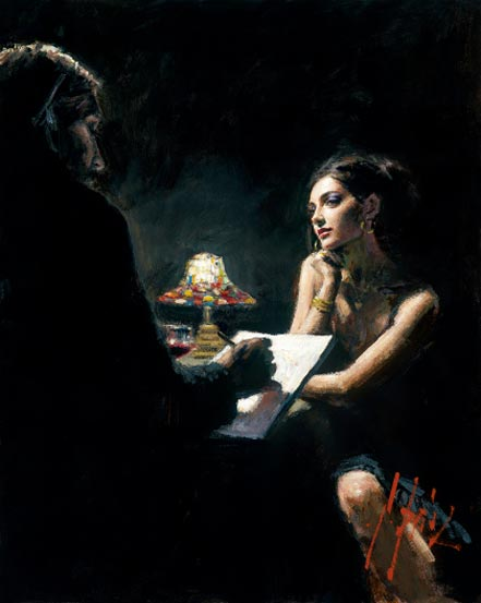 fabian perez the muse