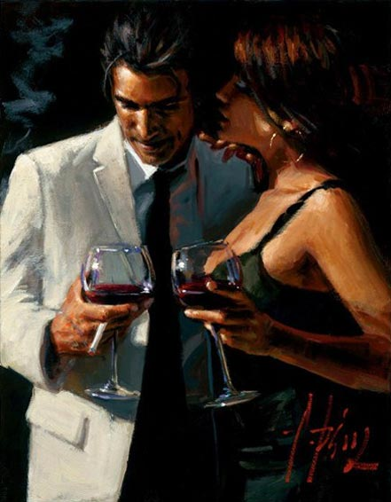 fabian perez the proposal xii