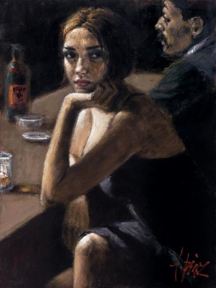fabian perez two drinkers