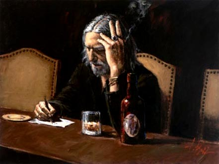 fabian perez untitled iii