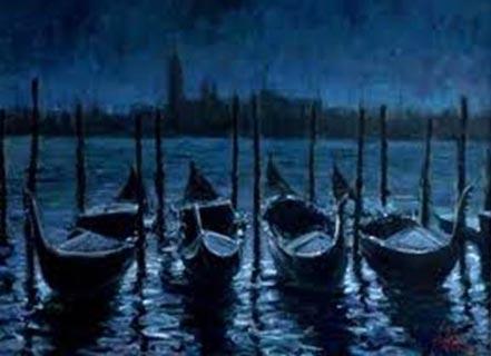 fabian perez venetian nights