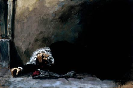 fabian perez waiting for romance to come back ii