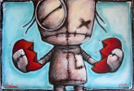 fabio napoleoni does it ever heal