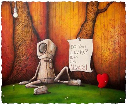 fabio napoleoni doubt was lifted