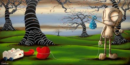 fabio napoleoni hope to find what i've been looking for