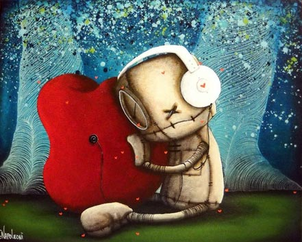 fabio napoleoni i not only feel but also hear your kove