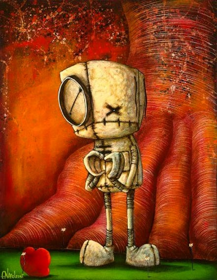 fabio napoleoni it's somethng i'm missing