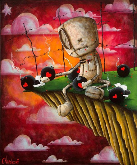 fabio napoleoni just a little dose of compassion