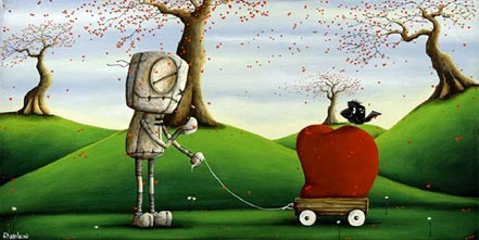 fabio napoleoni love is in the air