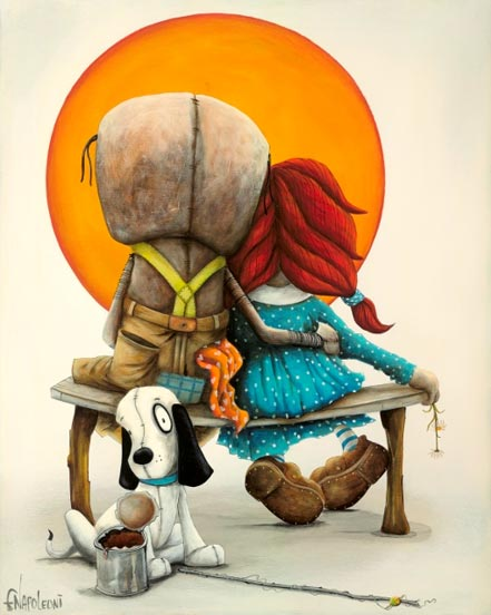 fabio napoleoni moments we treasure