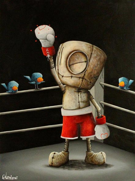 fabio napoleoni ready for whatever lies ahead